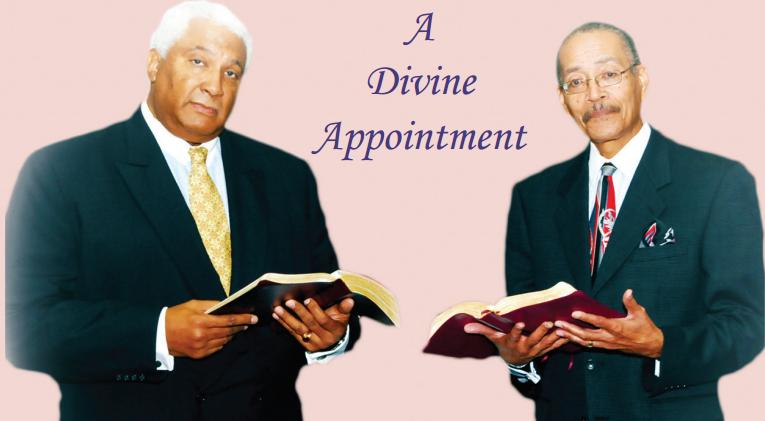 Pastors Carlton Jones & Walter Johnson